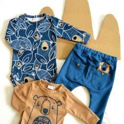 komplety niemowlęce, ubranka dla niemowląt