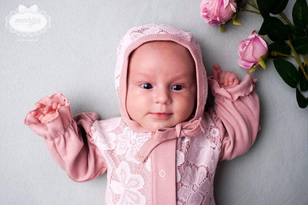 ciuszki dla niemowlaka