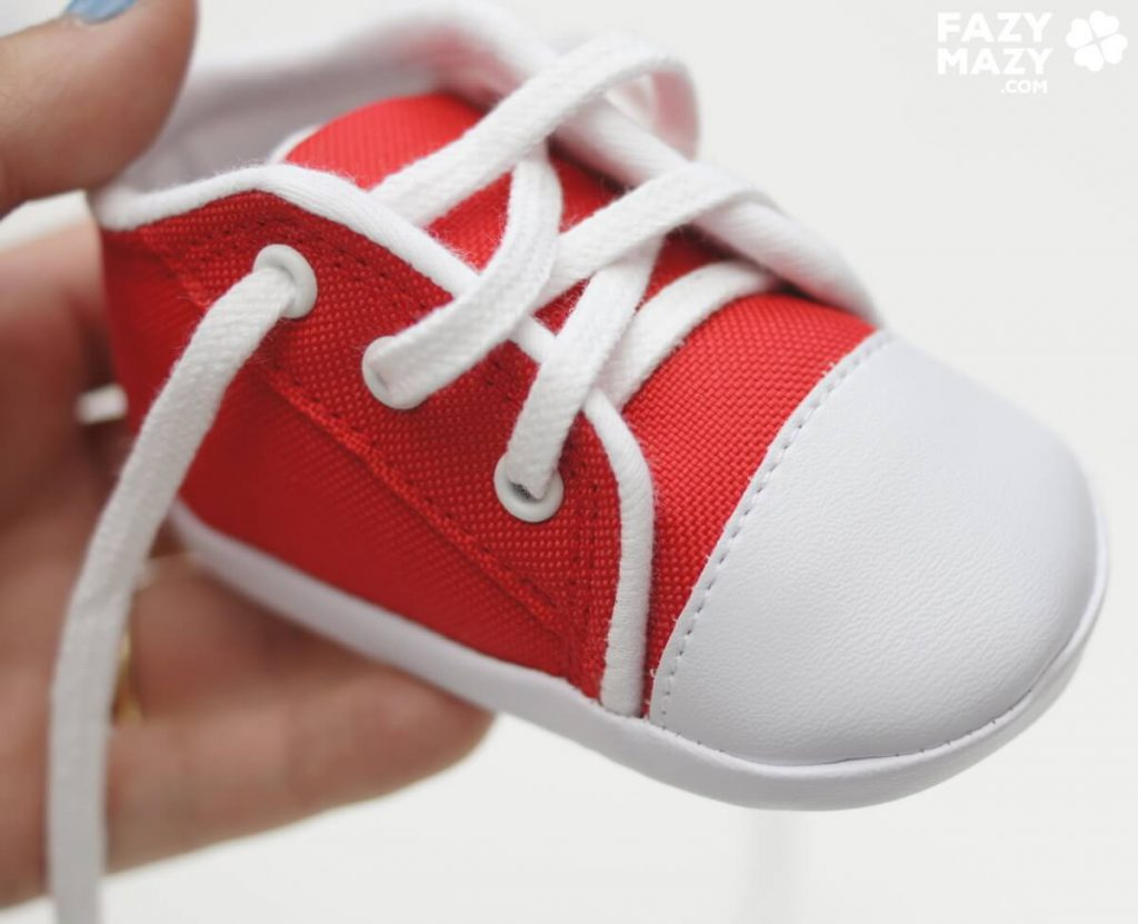 buciki dla niemowlaka
