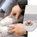 skarpetki dla noworodka