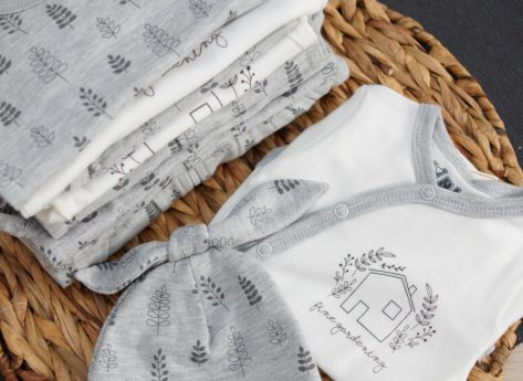 ubranka dla noworodka